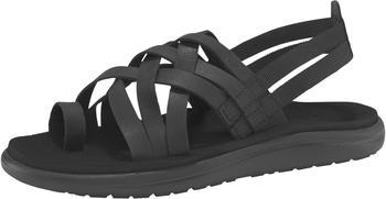 Teva Voya Strappy Leather Sandals black (1106868)