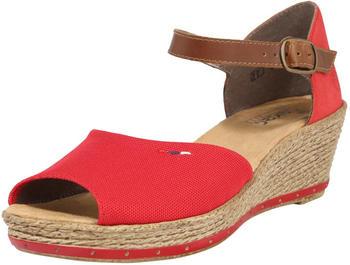 Rieker Sandals fire/amaretto (60450-33)