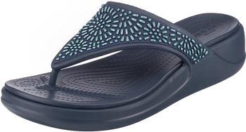 crocs-monterey-diamante-wedge-flip-blue-navy-marine-206343-410