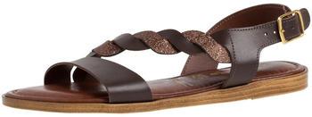 Tamaris Sandals (1-28142-24) mocca/bronze