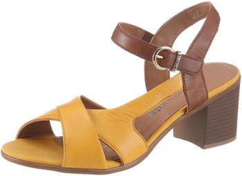 Remonte Dorndorf Sandals (D21511) yellow