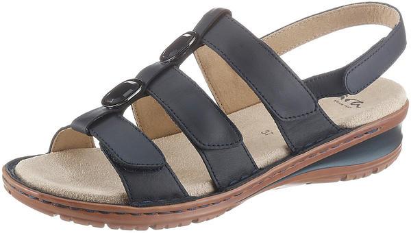 Ara Damen-Sandalen Hawaii Sandalette blau (12-27245-72)