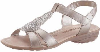 Remonte Dorndorf Sandals (R3641) gold