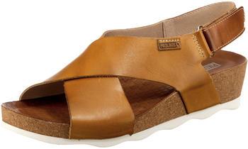 Pikolinos Sandals yellow/brown/white (W9E-0912 honey)
