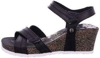 Panama Jack Vieri Sandals black nappa