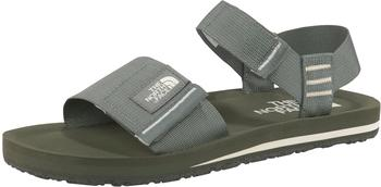 The North Face Womens Skeena Sandals agave green/vintage white