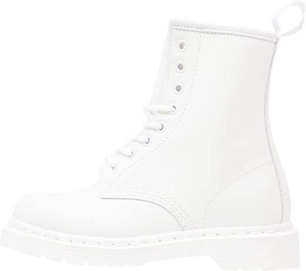 Dr. Martens 1460 mono white