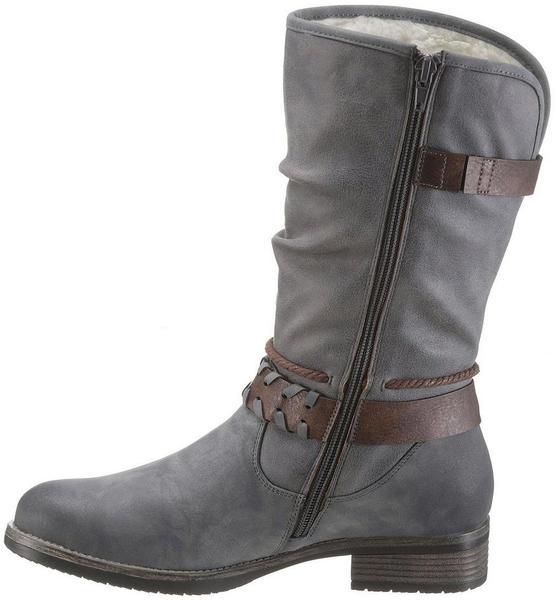 Rieker 98861 grey/steel