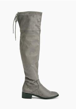 S.Oliver Overknee Boots (101.707.101.25527) grey