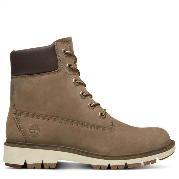 Timberland Lucia Way 6-Inch (A1SC5) greige