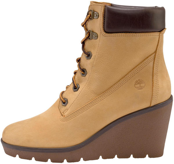 Timberland Paris Height 6-Inch Boots wheat