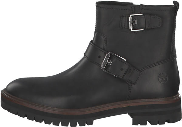 Timberland London Square Biker Boots black
