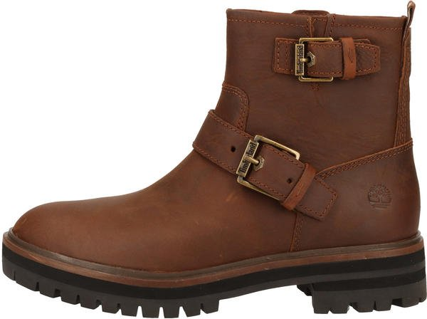 Timberland London Square Biker Boots brown