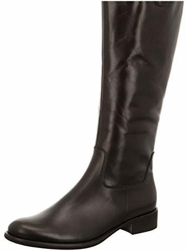 Gabor Leather Boots (31.649) black