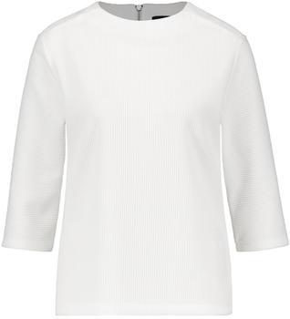 Taifun 3/4 Arm Shirt mit Ripp-Struktur (371005)