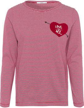Esprit Longsleeve aus 100% Baumwolle dark red (019CC1K019-610)