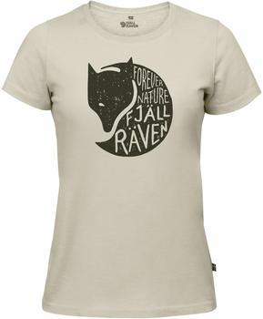 Fjällräven Forever Nature T-Shirt W limestone
