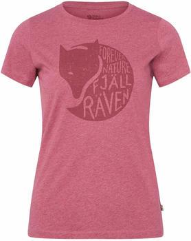 Fjällräven Forever Nature T-Shirt W plum