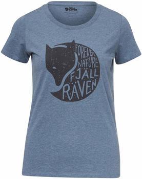 Fjällräven Forever Nature T-Shirt W blue ridge