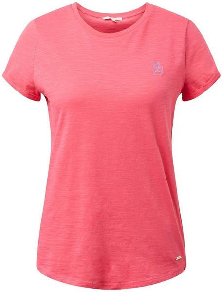 Tom Tailor Shirt intense pink (1012752-16908)