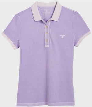 GANT Sunbleached Piqué soft violet (406204-536)