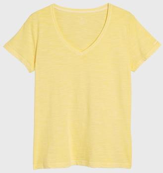 GANT Sunbleached T-Shirt lemon (4203451-732)