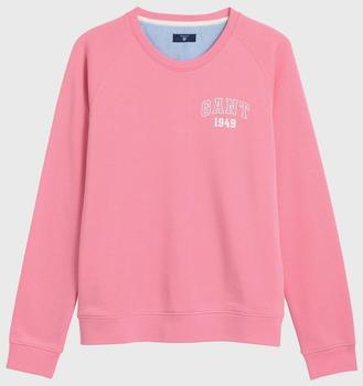 GANT Sommer Logo Sweater pink embrace (4200606-631)
