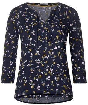 Cecil Felia Shirt deep blue