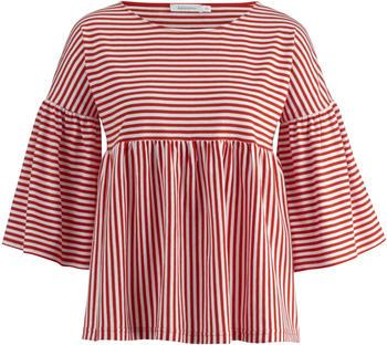 hessnatur Shirt aus Bio-Baumwolle rot (4811355)