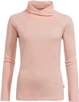 VAUDE Women's Altiplano LS T-Shirt rosewater