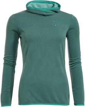 VAUDE Women's Miskanti LS T-Shirt nickel green