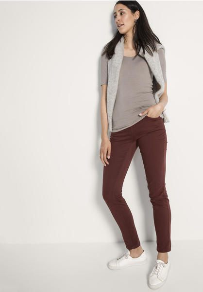 hessnatur Shirt aus Modal grau (46268-07)