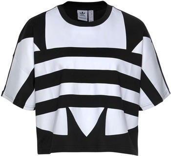 Adidas Large Logo T-Shirt black/white