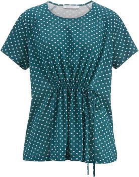 hessnatur Shirt aus Bio-Baumwolle grün (4811826)
