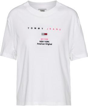 Tommy Hilfiger 1985 Cropped T-Shirt (DW0DW07534-YA2)