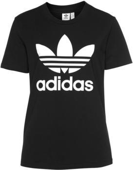 Adidas Originals Trefoil T-Shirt Damen black (FM3311)