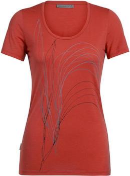 icebreaker-womens-tech-lite-short-sleeve-scoop-leaf-fire-105003-618