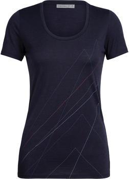 icebreaker-womens-tech-lite-short-sleeve-scoop-pinnacle-midnight-navy-105006-401