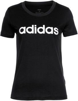 Adidas Women's Essentials Linear Tee black (DP2361)