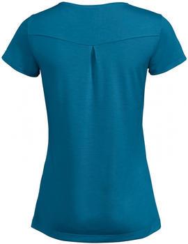 VAUDE Women's Skomer Print T-Shirt kingfisher