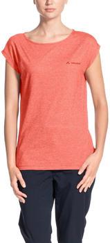 VAUDE Women's Moja Shirt III pink canary