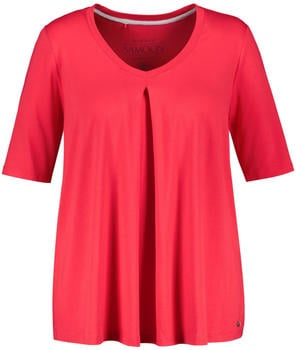 Samoon T-Shirt in A-Linie watermelon (14-471402-29188-6080)