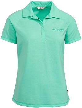 VAUDE Women's Skomer Polo Shirt opal mint