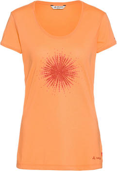 VAUDE Women's Gleann T-Shirt salmon