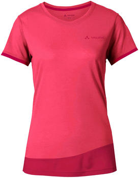 VAUDE Women's Sveit Shirt bright pink/cranberry