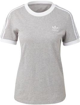 Adidas Women Original 3-Stripes T-Shirt grey heather (ED7593)