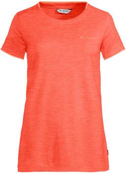 VAUDE Women's Essential T-Shirt pink canary