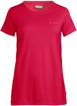 VAUDE Women's Essential T-Shirt cranberry