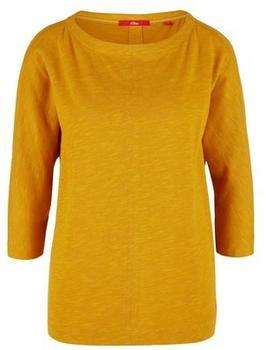 S.Oliver Jerseyshirt (2040829) gelb