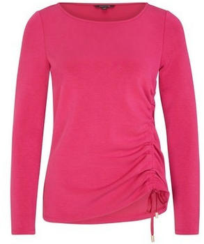 Comma Langarmshirt (81.009.31.7976.4466) pink